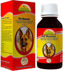 Dog & Cat Tonic of 46 Powerful Amino Acids,Vitamins & Minerals.