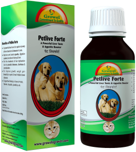 Liver Tonic & Appetite Booster for Dog & Cat