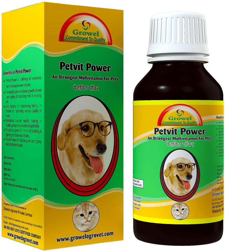 Pet Supplements & Dog Medicine Manufacturer, Exporter & Supplier